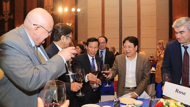 Promotion de la cooperation internationale dans la culture, les sports et le tourisme hinh anh 1