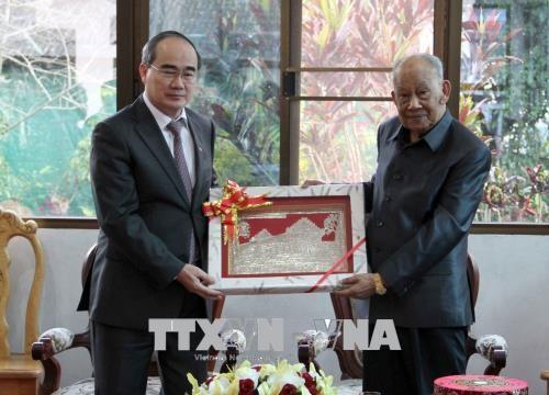 Cultiver et preserver l'amitie Vietnam-Laos hinh anh 1