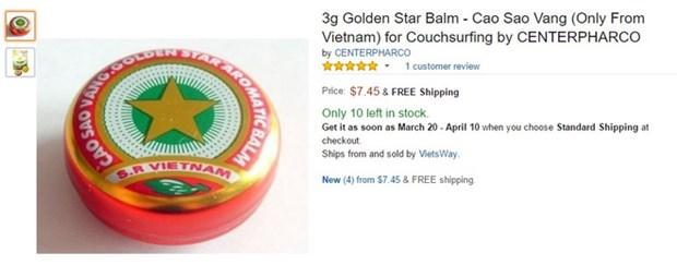 Des produits vietnamiens qui se vendent tres chers sur les sites d'e-commerce hinh anh 2
