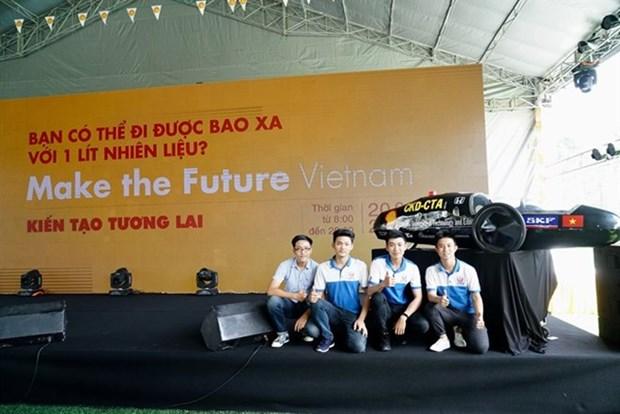 Des equipes vietnamiennes pretes pour le SEMA 2018 hinh anh 1