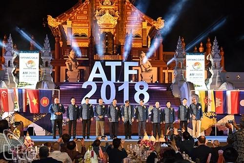 Ouverture du Forum du tourisme de l'ASEAN 2018 hinh anh 1