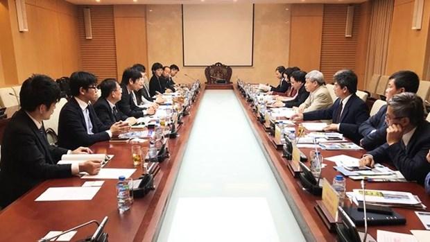 Le ministere de la Construction coopere avec la prefecture japonaise de Kochi (Japon) hinh anh 1
