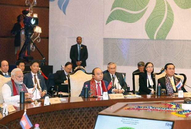 Le Premier ministre au Sommet commemoratif ASEAN - Inde hinh anh 1