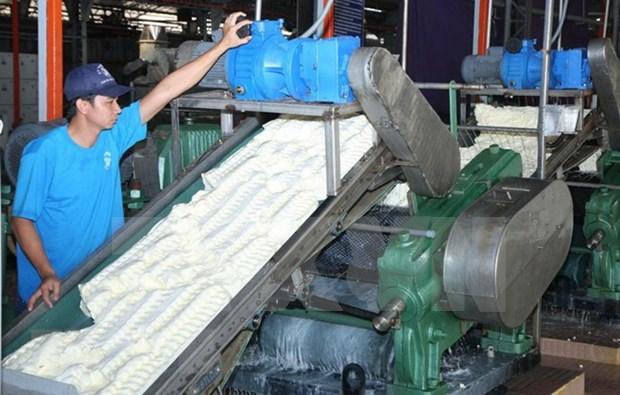 Caoutchouc: VRG inaugure sa 3e usine au Cambodge hinh anh 1