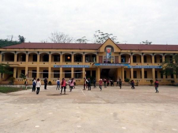 Plus de 1,8 milliard de dongs pour soutenir les enfants montagnards a Tuyen Quang hinh anh 1