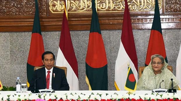 Le Bangladesh et l'Indonesie signent cinq accords de cooperation hinh anh 1