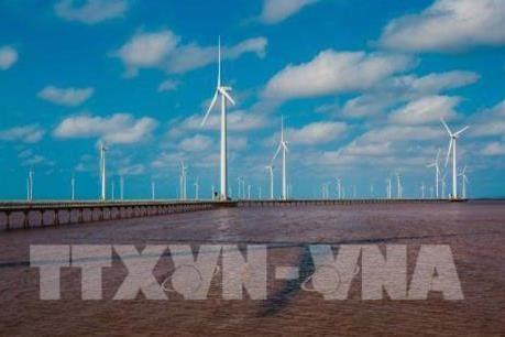 Construction des centrales d'electricite eolienne a Soc Trang et Bac Lieu hinh anh 1