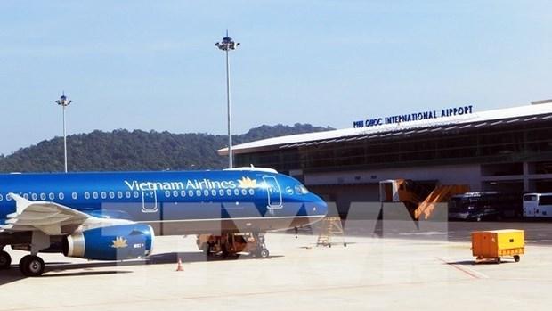 L'aeroport international de Phu Quoc ne cesse de se developper hinh anh 1