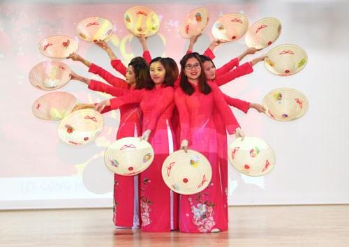 Tet communautaire des Vietnamiens a Daegu Gyeongbuk (Republique de Coree) hinh anh 1