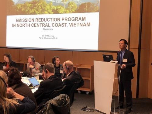 La BM approuve le programme de reduction des emissions dans la partie Nord du Centre hinh anh 1