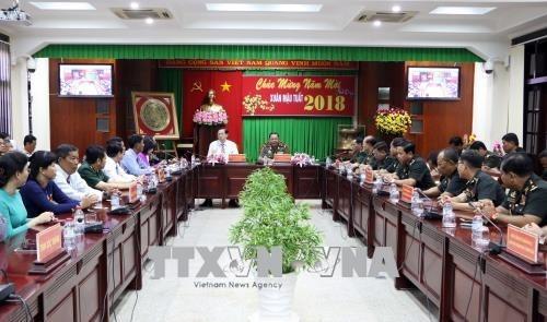 Le Vietnam et le Cambodge promeuvent leur solidarite et leur amitie hinh anh 1