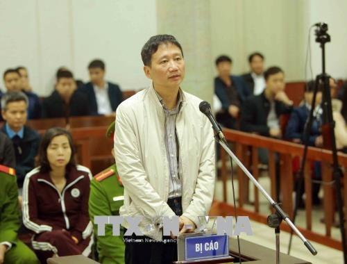 Affaire de la PVP Land : Trinh Xuan Thanh condamne a la perpetuite hinh anh 1