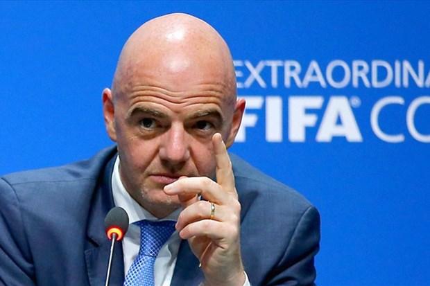 Le president de la FIFA attendu le 8 fevrier au Vietnam hinh anh 1