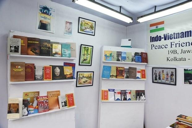 Le Vietnam present au 42e Salon international du livre de Calcutta en Inde hinh anh 1