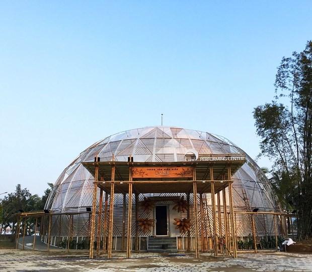 Inauguration du centre de presentation artistique Lune a Hoi An hinh anh 1