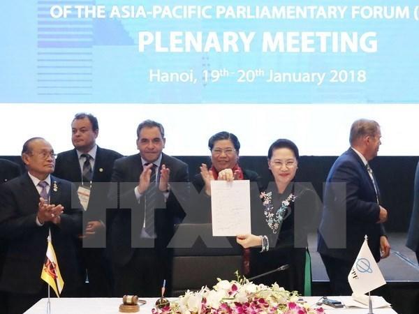 Nouvelle mesure de la diplomatie parlementaire hinh anh 1