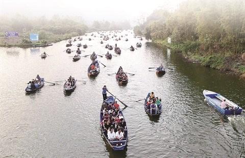 Le Tet traditionnel s'enrichit des cultures etrangeres hinh anh 2