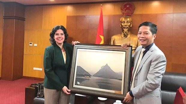 Pour une cooperation economique vietnamo - cubaine plus fructueuse hinh anh 1