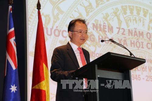 Developpement des relations entre le Vietnam et l'Australie hinh anh 1