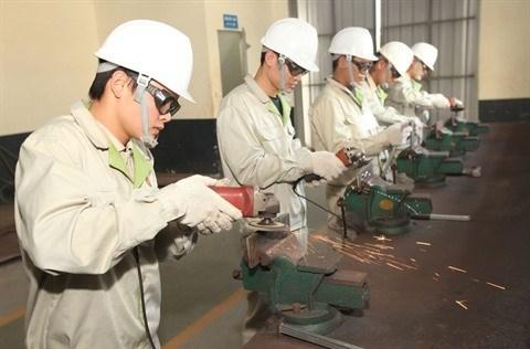 Le salaire des travailleurs ont augmente de 9,3% en 2017 hinh anh 1