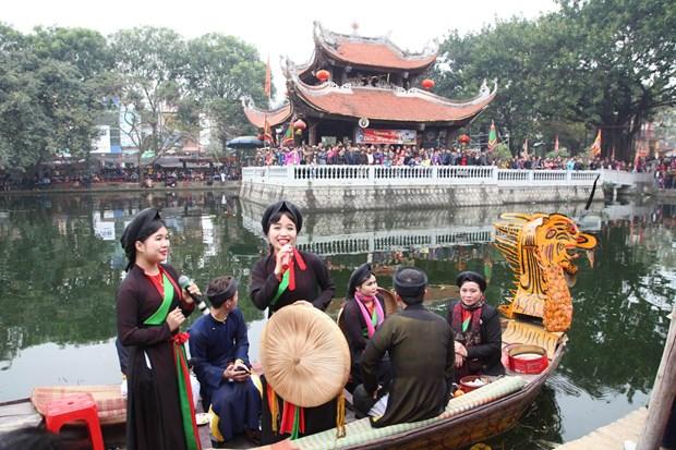 Lim, fete impregnee de l'identite du Bac Ninh - Kinh Bac hinh anh 1