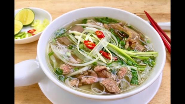 Le Vietnam pourra exporter des bols de pho et de bun bo Hue frais hinh anh 2
