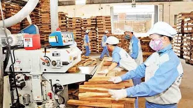Doper les exportations du bois en 2018 hinh anh 2