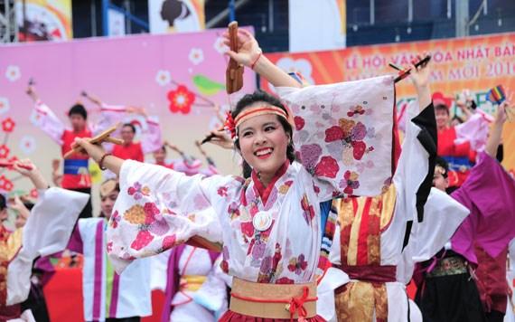 Le Japon devoile ses charmes a Hanoi hinh anh 1