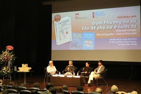 Livre : Madame Dam Phuong : Le probleme des femmes vietnamiennes hinh anh 2