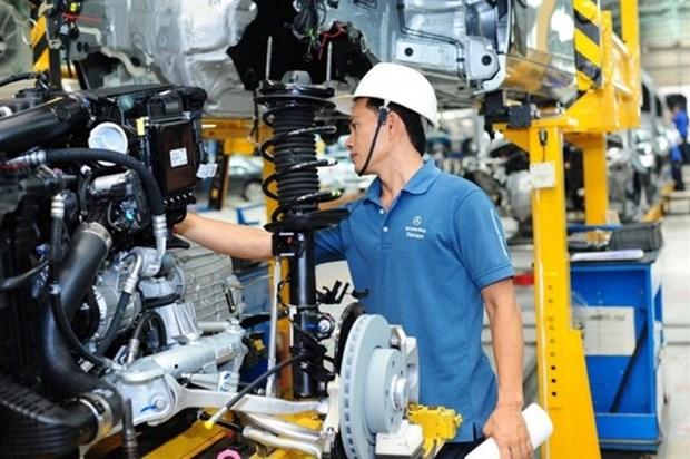Le PMI du Vietnam est a 53,5 points en fevrier hinh anh 1