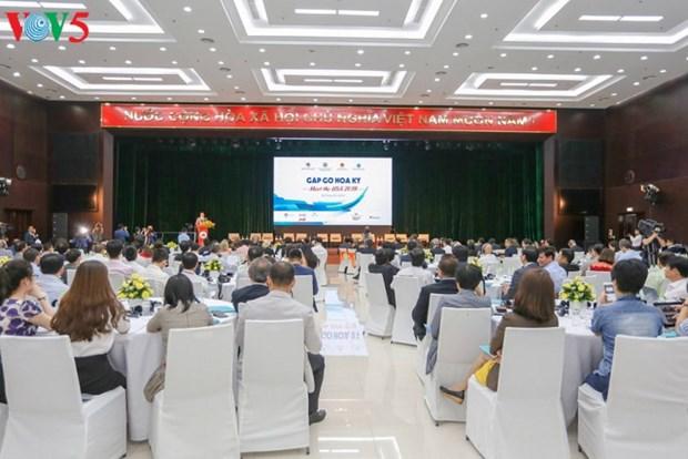 Vietnam-Etats-Unis : renforcement de la cooperation et des investissements hinh anh 1