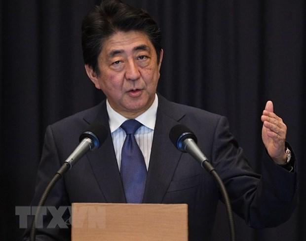 Le Japon a adopte la signature du CPTPP hinh anh 1