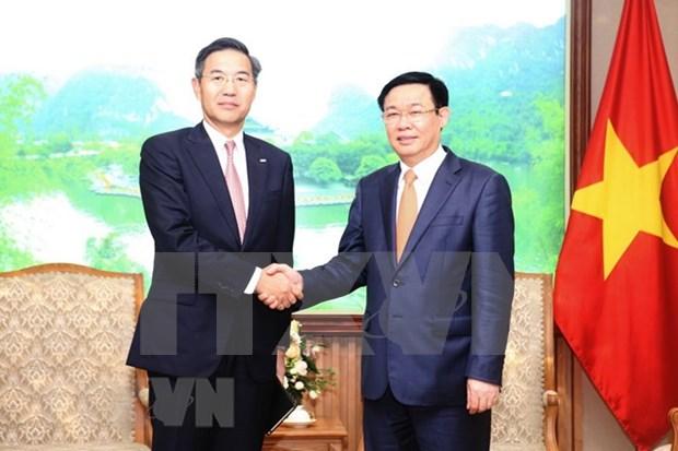 SMBC, un canal de mobilisation de fonds efficace pour le Vietnam hinh anh 1