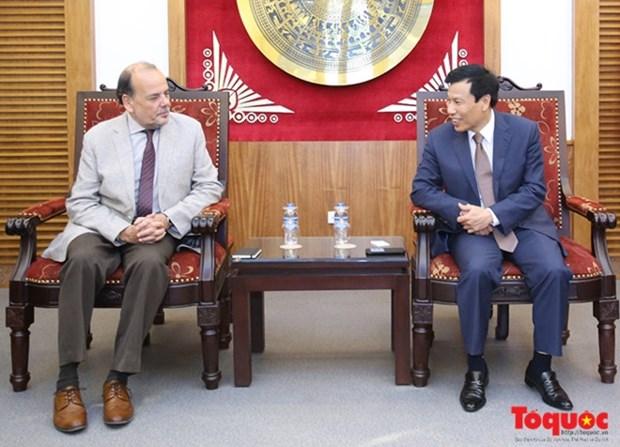 Mandat inoubliable de l'ambassadeur chilien au Vietnam hinh anh 1