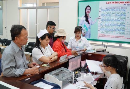 HCM-Ville : le secteur de la sante doit repondre a la satisfaction des populations hinh anh 1