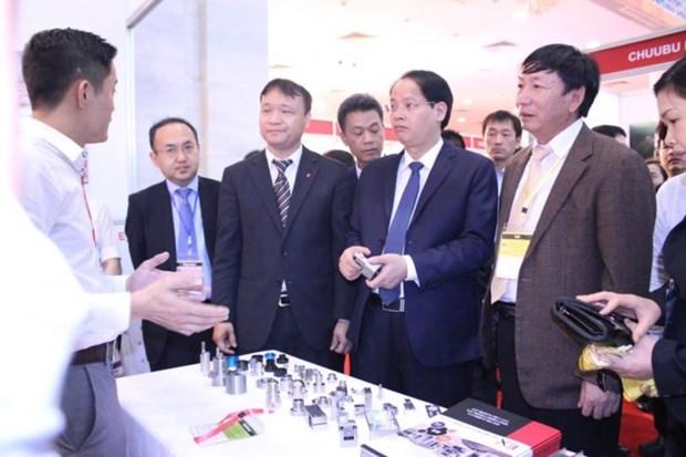 Ouverture de la Factory Network Asia Business Expo 2018 a Hanoi hinh anh 1