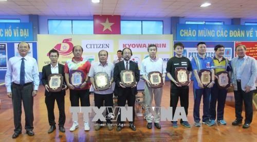 Echange sportif entre le Vietnam et le Japon a Ho Chi Minh-Ville hinh anh 1