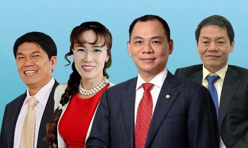 Classement des milliardaires mondiaux 2018: le Vietnam compte 4 representants hinh anh 1