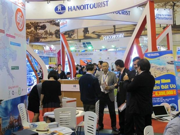 Le tourisme en ligne au centre de la foire internationale VITM 2018 hinh anh 1