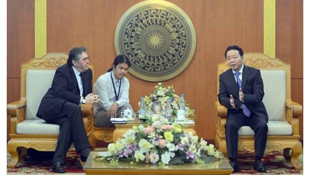 L'AFD accelerera sa cooperation avec le Vietnam en reponse aux changements climatiques hinh anh 1
