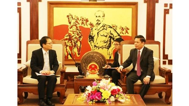 Vietnam - Japon : Renforcement des projets de PPP dans les transports hinh anh 1