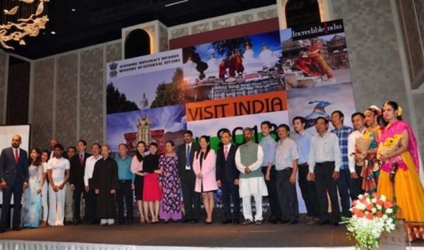 L'Inde promeut le tourisme a Ho Chi Minh-Ville hinh anh 1