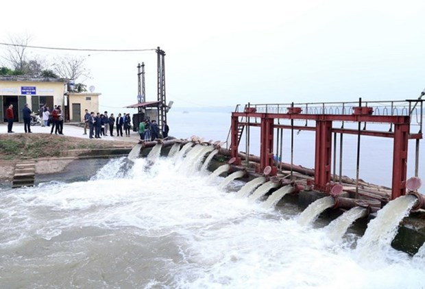 La BM aide Quang Tri a ameliorer la securite de ses barrages hinh anh 1