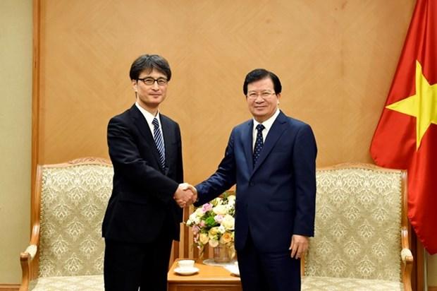 La JBIC continue de financer des projets d'infrastructure et d'energie au Vietnam hinh anh 1