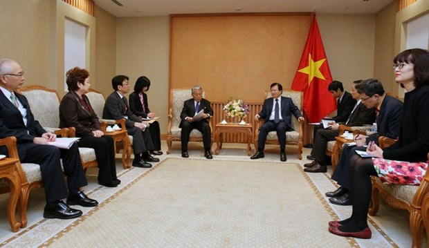 Le Vietnam cree des meilleures conditions aux entreprises japonaises hinh anh 1
