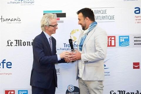 Le photographe Rehahn, laureat 2018 des Trophees des Francais de l'etranger hinh anh 1