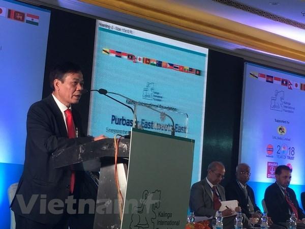 Exploiter les potentiels de cooperation entre l'Inde et ses voisins a l'Est hinh anh 1