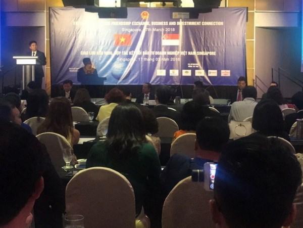 Agroalimentaire : plusieurs entreprises singapouriennes interessees par le Vietnam hinh anh 1