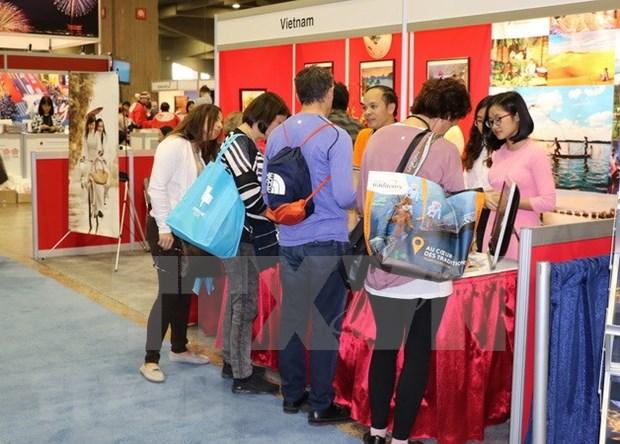 Le Vietnam au Salon voyages et vacances d'Ottawa 2018 hinh anh 1