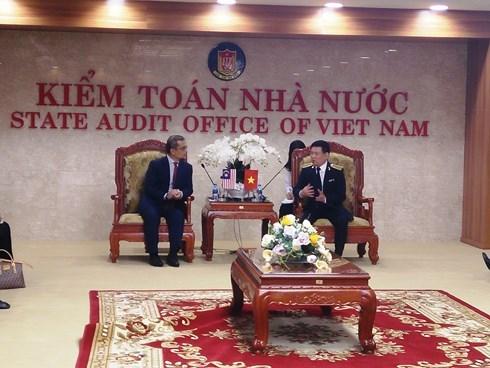 Audit : le Vietnam et la Malaisie renforcent le partage d'experiences professionnelles hinh anh 1